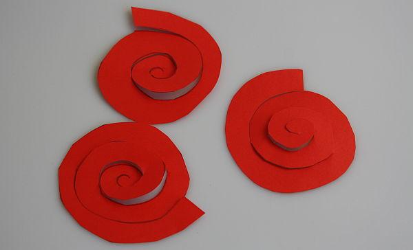 pin blumen basteln einfache falttechnik origami 0254 on pinterest. Black Bedroom Furniture Sets. Home Design Ideas