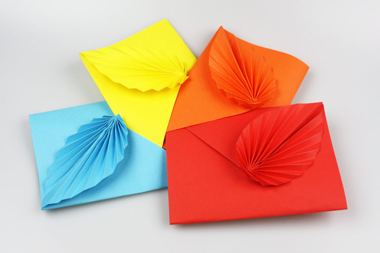 Brief Falten Welle : Brief falten origami my