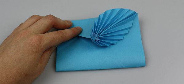 Alternative Zur Grußkarte Brief Schön Falten