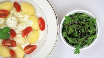 gnocchi-gorgonzola