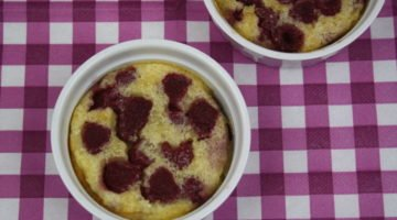 himbeer-clafoutis