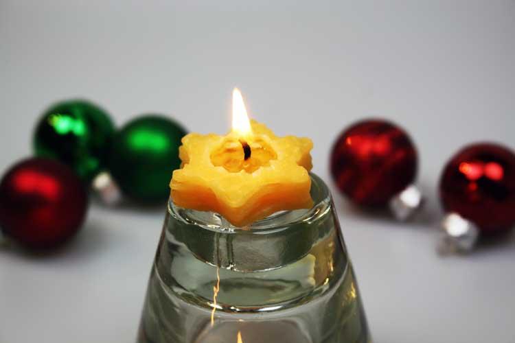 Kerzen Aus Bienenwachs Herstellen Diy Anleitung