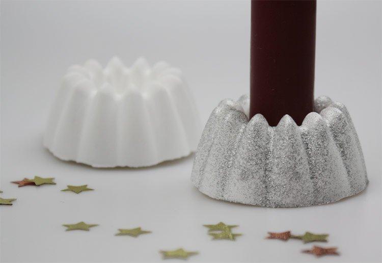 Kerzenständer Holz Anleitung ~ Origineller Kerzenhalter Aus Holz ~ Deko selber machen kreative und