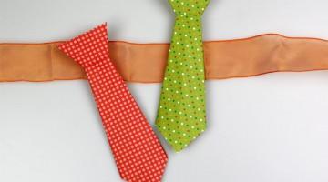 krawatte-falten