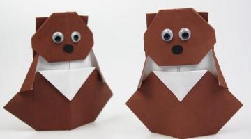 origami-baer