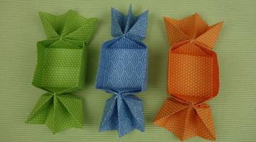 origami-schwein