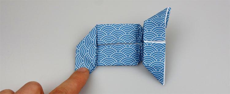 origami bonbons basteln deindiy. Black Bedroom Furniture Sets. Home Design Ideas