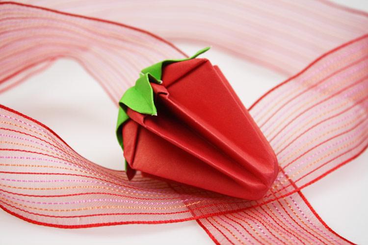 origami-erdbeere2
