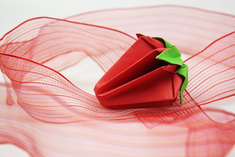 origami-erdbeere3