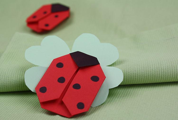 origami-marienkaefer2