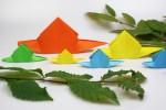 Origami Schnecke