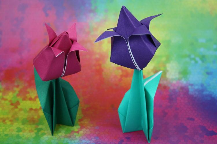 origami-tulpe4