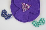 Perlen-Schmetterling Anleitung