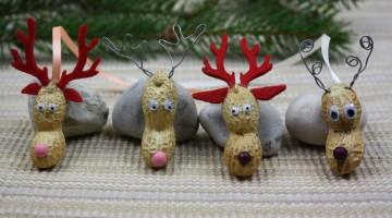 Weihnachtsdeko basteln for Weihnachtsdekoration basteln mit kindern