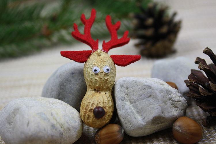 rentier basteln ein witziges rentier basteln zu weihnachten 15 anregungen bastelvorlagen. Black Bedroom Furniture Sets. Home Design Ideas