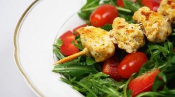 salat-mit-putenspiess