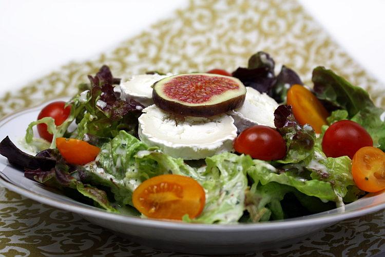 salat-mit-ziegenkaese-und-feigen-2