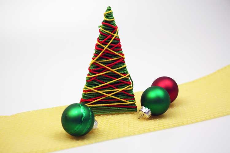 weihnachtswanddeko basteln haus design ideen