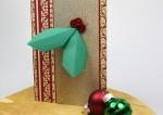 Weihnachtskarten basteln einfach