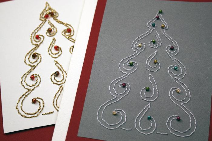 weihnachtskarten-mit-gesticktem-tannenbaum-3